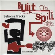 Click here for more info about 'Built To Spill - Sabonis Tracks'