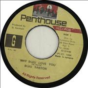 Click here for more info about 'Buju Banton - Why Buju Love You'