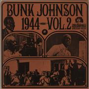 Click here for more info about 'Bunk Johnson - 1944 Vol 2'