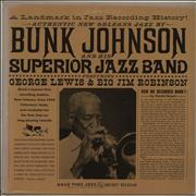 Click here for more info about 'Bunk Johnson - Bunk Johnson & His Superior Jazz Band'