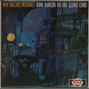 Click here for more info about 'Bunk Johnson - New Orleans Memories'