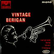 Click here for more info about 'Bunny Berigan - Vintage Berigan EP'