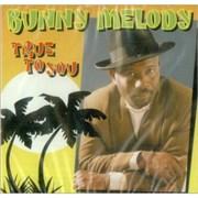 Bunny Melody True To You UK CD album