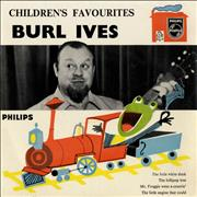 Click here for more info about 'Burl Ives - Children's Favourites EP'