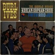 Click here for more info about 'Burl Ives - Faith And Joy'
