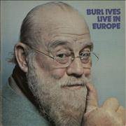 Click here for more info about 'Burl Ives - Live In Europe'