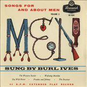 Click here for more info about 'Burl Ives - Songs For And About Men - Vol. 2'