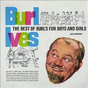 Click here for more info about 'Burl Ives - The Best Of Burl's For Boys And Girls'