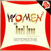 Click here for more info about 'Burl Ives - Women - Folk Songs About The Fair Sex'