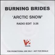 Click here for more info about 'Burning Brides - Arctic Snow - 1 track'