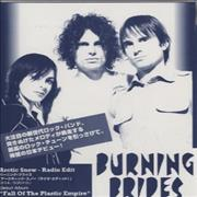 Click here for more info about 'Burning Brides - Arctic Snow'
