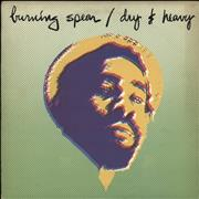 Click here for more info about 'Burning Spear - Dry & Heavy'