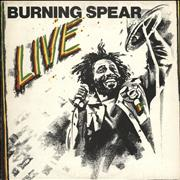 Click here for more info about 'Burning Spear - Live'