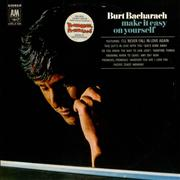 Click here for more info about 'Burt Bacharach - Make It Easy On Yourself - Stickered'