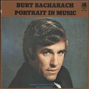 Click here for more info about 'Burt Bacharach - Portrait In Music - 2nd'