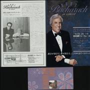 Click here for more info about 'Burt Bacharach - Quantity of 11 Promotional Handbills/Mini Posters'