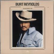 Click here for more info about 'Burt Reynolds - Ask Me What I Am'