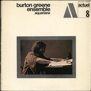 Click here for more info about 'Burton Greene - Aquariana'