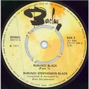 Click here for more info about 'Burundi Black - Burundi Black - 4pr'