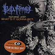 Click here for more info about 'Busta Rhymes - What's It Gonna Be?!'