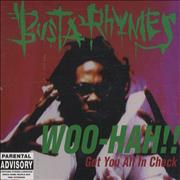 Click here for more info about 'Busta Rhymes - Woo-Hah!! Get You All In Check'
