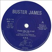 Click here for more info about 'Buster James - Fools Like Us'