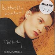 Click here for more info about 'Butterfly Boucher - Flutterby - Album Sampler'
