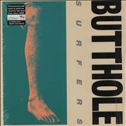 Click here for more info about 'Butthole Surfers - Rembrandt Pussyhorse'