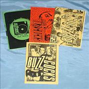 Click here for more info about 'Buzzcocks - A Collection Of 'Late For The Real World' Fanzines'