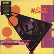 Click here for more info about 'Buzzcocks - A Different Kind Of Tension - 180gm Yellow Vinyl'