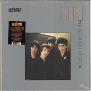 Click here for more info about 'Buzzcocks - Another Music In A Different Kitchen - Silver Vinyl - Sealed'