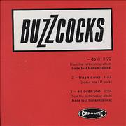 Click here for more info about 'Buzzcocks - Do It'