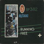 Click here for more info about 'Buzzcocks - Running Free'