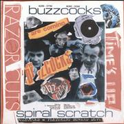 Click here for more info about 'Buzzcocks - Spiral Scratch - Punk Art sleeve'