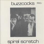 Click here for more info about 'Buzzcocks - Spiral Scratch'