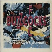 Click here for more info about 'Buzzcocks - Tomorrows Sunset'