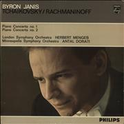 Click here for more info about 'Byron Janis - Tchaikovsky: Piano Concerto No. 1 / Rachmaninoff: Piano Concerto No. 2'