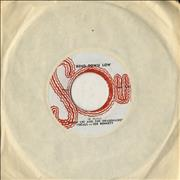 "Byron Lee And The Dragonaires Bend Down Low Jamaica 7"" vinyl"