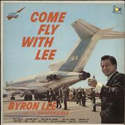 Click here for more info about 'Byron Lee And The Dragonaires - Come Fly With Lee - yellow label'
