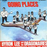 Byron Lee And The Dragonaires Going Places Jamaica vinyl LP