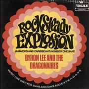 Byron Lee And The Dragonaires Rocksteady Explosion UK vinyl LP