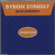 Click here for more info about 'Byron Stingily - Get Up (Everybody)'