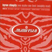 Click here for more info about 'Byron Stingily - You Make Me Feel (Mighty Real)'