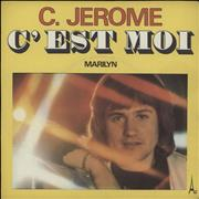Click here for more info about 'C. Jérôme - C'Est Moi'