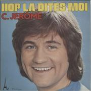 Click here for more info about 'C. Jérôme - Hop Là Dites Moi'