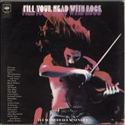 Click here for more info about 'Fill Your Head With Rock + Booklet - EX'