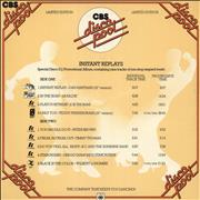 Click here for more info about 'CBS Records - Instant Replays'