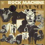 Click here for more info about 'CBS Records - Rock Machine I Love You'