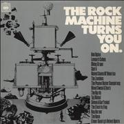 Click here for more info about 'CBS Records - The Rock Machine Turns You On + insert'