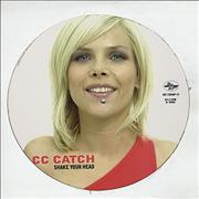 Click here for more info about 'C.C. Catch - Shake Your Head'